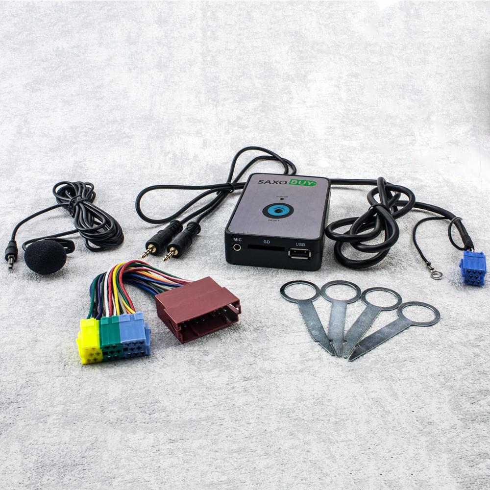 usb bluetooth adapter mp3 handsfree audi chorusconcert. Black Bedroom Furniture Sets. Home Design Ideas
