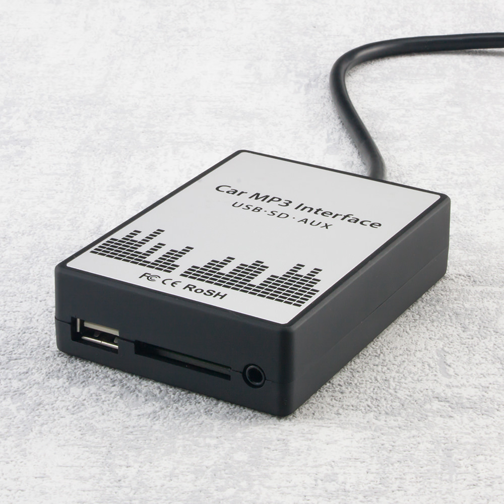 Usb Sd Aux Adapter Box