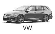 CarHifi-Zubehör für VW
